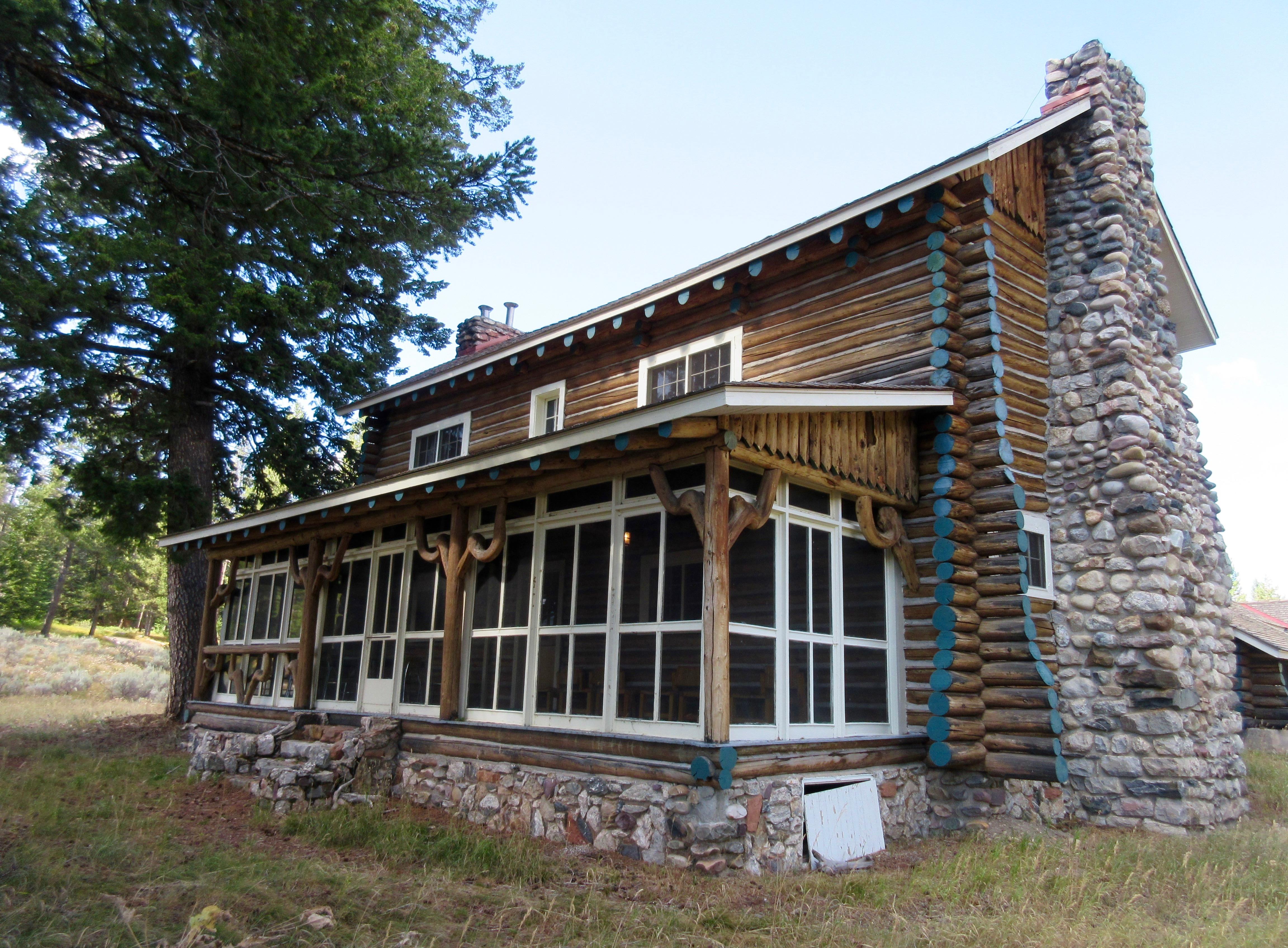 The Johnson Lodge